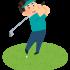 ゴルフスイング変えるときの注意点